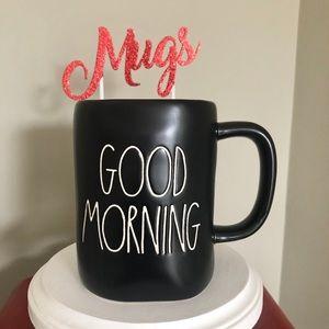 Rae Dunn Black GM mug